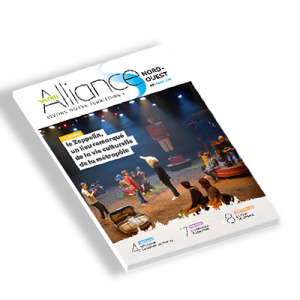 Le nouveau magazine de l'Alliance Nord-Ouest