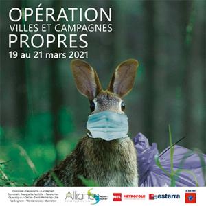 Opération Villes & Campagnes propres