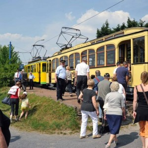 Balades en tramway ancien