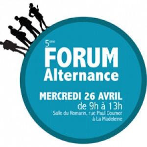 5ème Forum Alternance