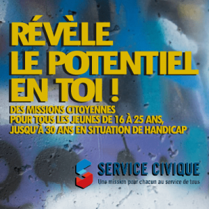Recrutement Service Civique