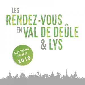 Vos rendez-vous automne-hiver en Val de Deûle & Lys