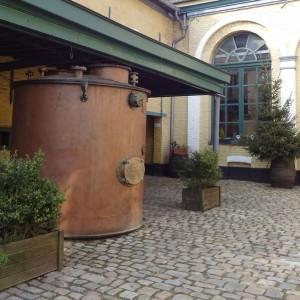 Visite guidée de la distillerie
