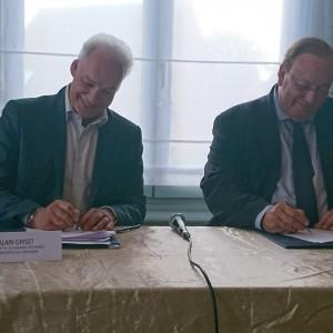 Convention de partenariat entre le SIVOM et la Chambre des Métiers et de l'Artisanat