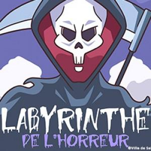 LE LABYRINTHE DE L'HORREUR